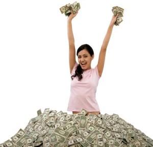 Como Ganhar Dinheiro usando a Lei da Atração!