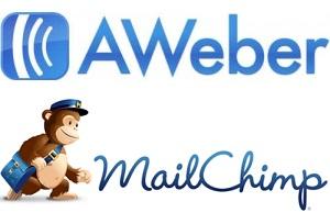 Qual Serviço de Autoresponder é melhor: AWeber ou MailChimp?