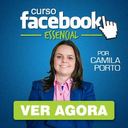 Facebook Essencial: Análise do Curso de Camila Porto!